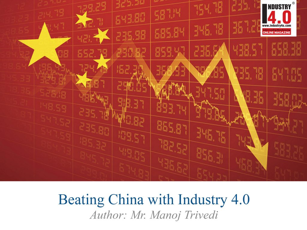 beatin china with industry