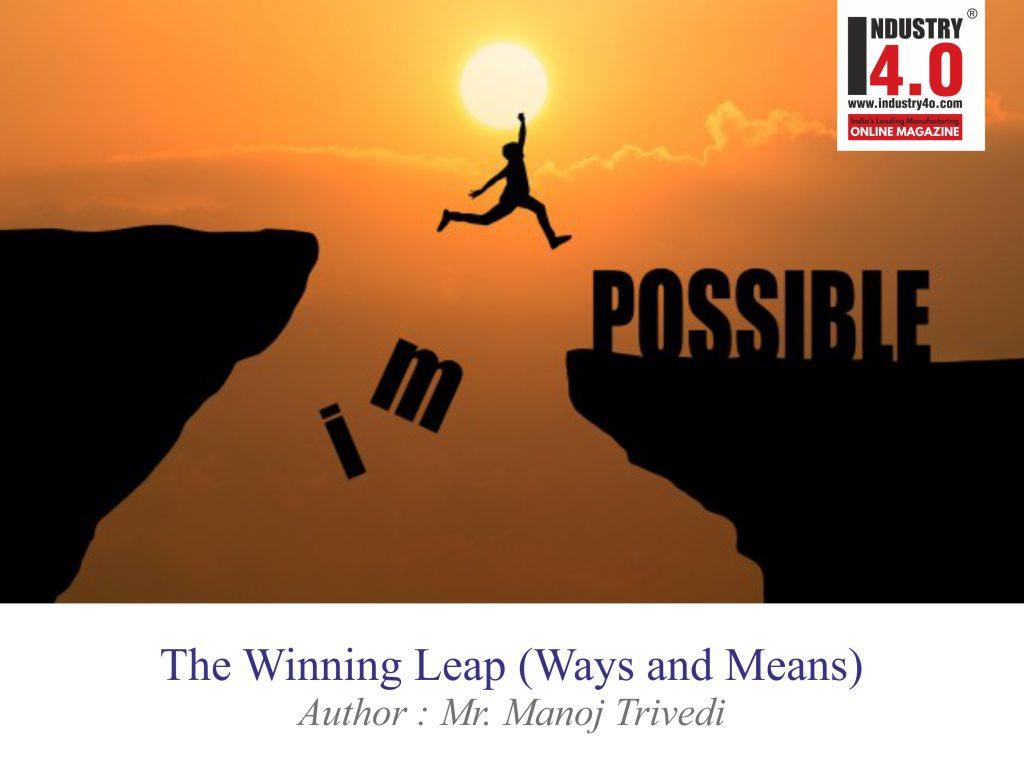 the winning leap